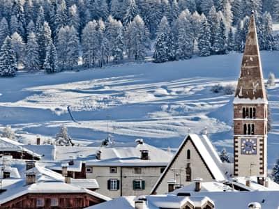 Skijalište Latemar - Val di Fiemme (Pampeago, Predazzo i Obereggen)