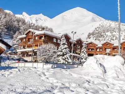 Skijalište Val d'Allos - la Foux / Espace Lumière
