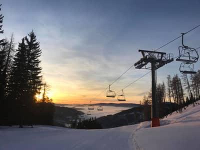 Skijalište Brunnalm - Hohe Veitsch