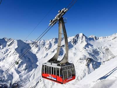 Skijalište Val Senales