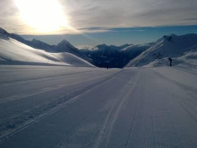 Skijalište Mölltaler Gletscher / Ankogel