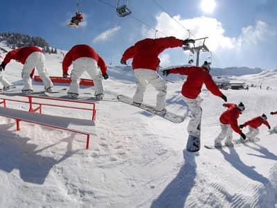 Skijalište Kitzbuhel