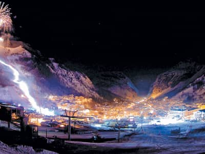 Skijalište Tignes - Val d'Isère