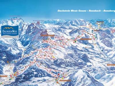 Skijalište Dachstein West