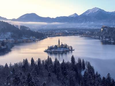 Skijalište Bled