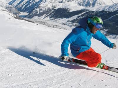 Skijalište Livigno