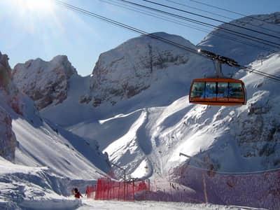 Skijalište Kanin