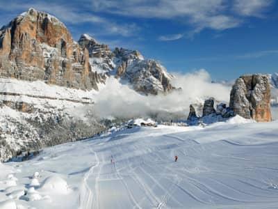 Skijalište Cortina D'Ampezzo