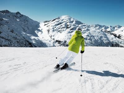 Skijalište St.Jakob i. D.