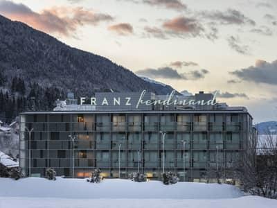 Hotel Franz Ferdinand Mountain Resort Nassfeld